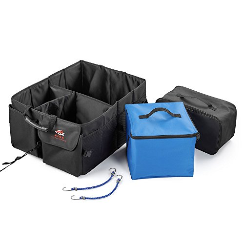 Folding Cargo Bag For Car Trunks Collapsible - 4
