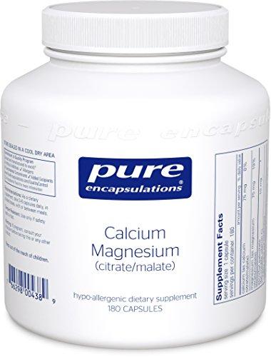 Pure Encapsulations Magnesium Hypoallergenic Supplement