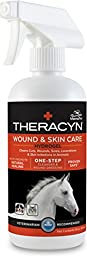 THERACYN WOUND & SKIN CARE HYDROGEL- EQUINE - 16 OZ