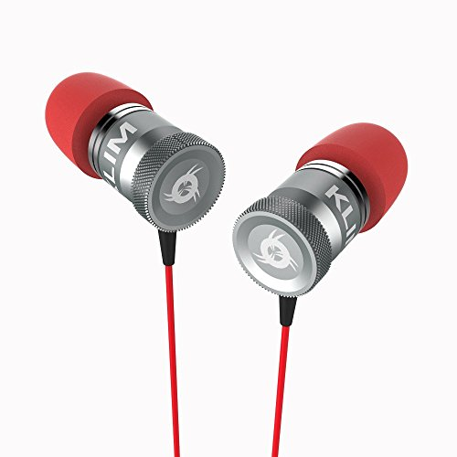 KLIM Fusion Earphones Audio ear product image