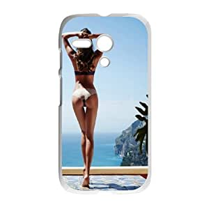 V-T-C5096487 Phone Back Case Customized Art Print Design Hard Shell Protection Motorola G