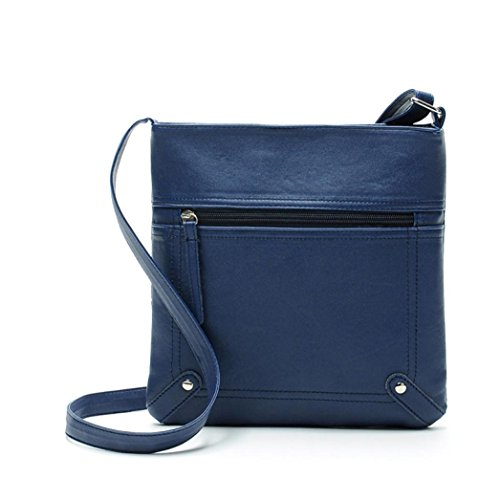 Women Large Shoulder Bag Handbag Cross-body Bags Cheap Colors for Girl by TOPUNDER ()