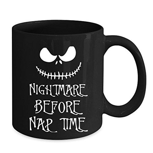 Nightmari Before Nap Time Halloween 2017 Mug - Happy Halloween Day (How Many Days Before Halloween 2017)