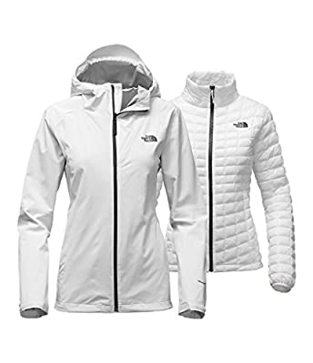 The North Face womens THERMOBALL TRICLIMATE JACKET NF0A2TDK