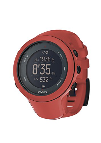 SUUNTO Ambit3 Sport Running GPS Unit, Coral
