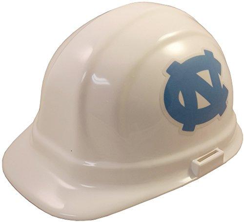 Wincraft NCAA College Hard Hat - North Carolina Tarheel White Shell