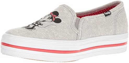 Keds Women's Triple Decker Minnie Jersey Fashion Sneaker