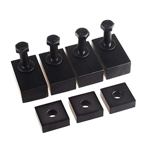 DQDZ Black Rear Seat Recline Kit with Bolts and Washers: