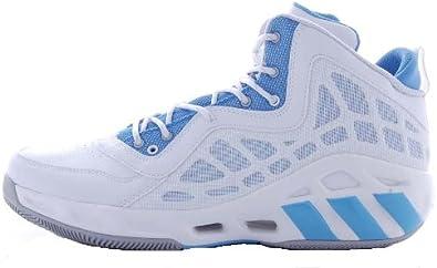 Amazon.com | adidas Crazy Cool White Blue Climacool 2012 Mens ...