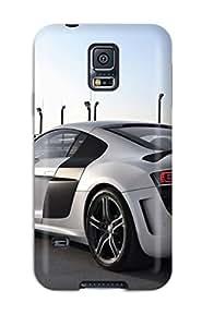 Hot Tpu Cover Case For Galaxy/ S5 Case Cover Skin - Audi R8 Gt 35