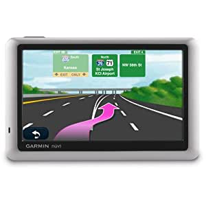 Garmin nuvi 1450LMT 5-Inch Portable GPS Navigator with Lifetime Map & Traffic Updates (Discontinued by Manufacturer)