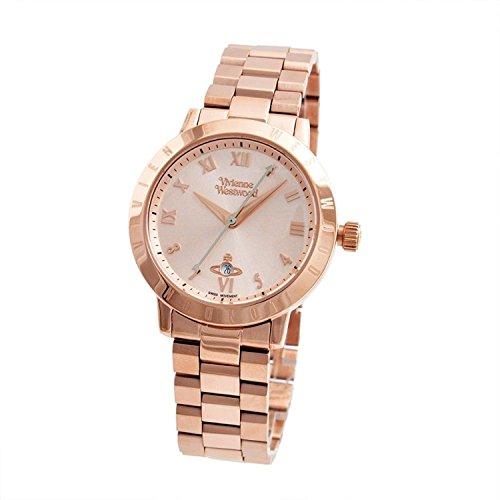 Vivienne Westwood quartz Ladies Watch VV152RSRS Rose