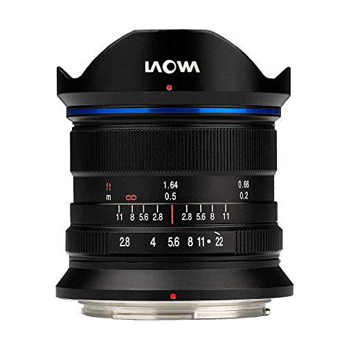 Laowa 9mm f/2.8 Zero-D DL Mount for DJI Inspire II & X7 Gimbals