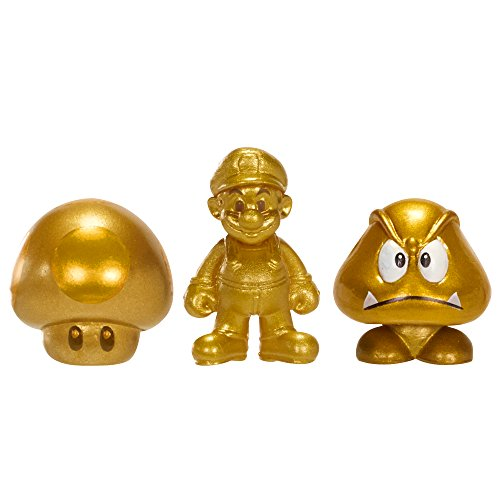 NINTENDO Mario Micro Figure 3 Pack