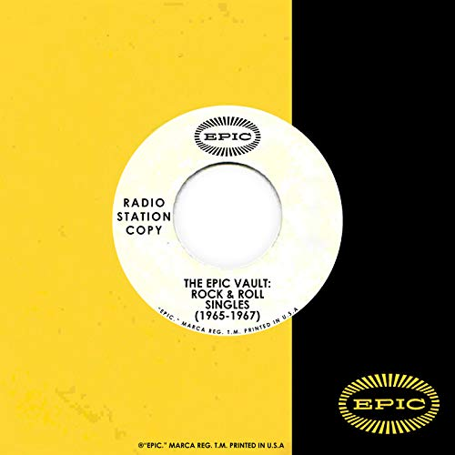 IMWAN • The Epic Vault: Rock N' Roll Singles (1965 - 1967