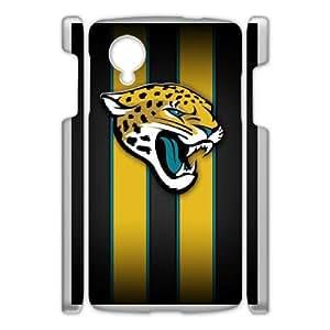 Google Nexus 5 Phone Case White Jacksonville Jaguars JDL717790