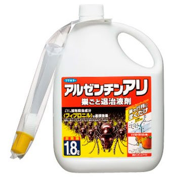 アルゼンチンアリ 巣ごと退治液剤 1.8L(24本セット) B00KIMQ2XE