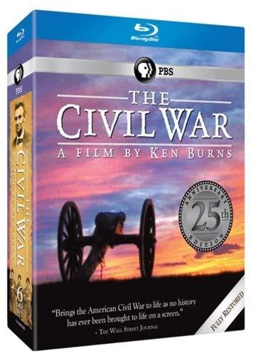 The Civil War (Ken Burns) (25th Anniversary Edition) [Blu-ray]