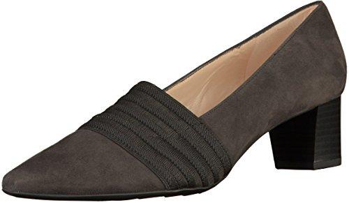 47815 Piel Peter Gris para de Zapatos 992 Kaiser mujer de vestir Uq1q5Rwg