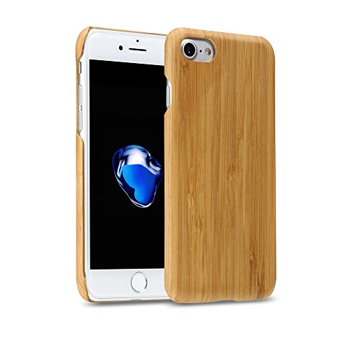 iPhone GMYLE Natural Genuine Wooden