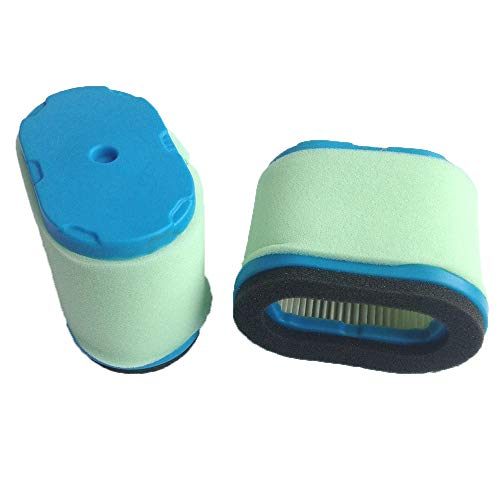 Swess 697029 Air Filter with 273356s Pre Filter Cleaner Compatible Briggs Stratton 690610 697029 5059h 4207 30-033 Stens 100-093 John Deere M147431 and Intek 5.5-6.75 HP Engines - 6 Intek Hp Engine Briggs