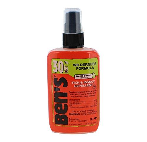 (Adventure Medical Bens 30 Tick Repellent Pump, 3.4-Ounce)