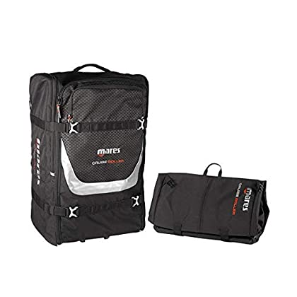 Image of Mares Cruise Roller Foldable Backpack with Wheels