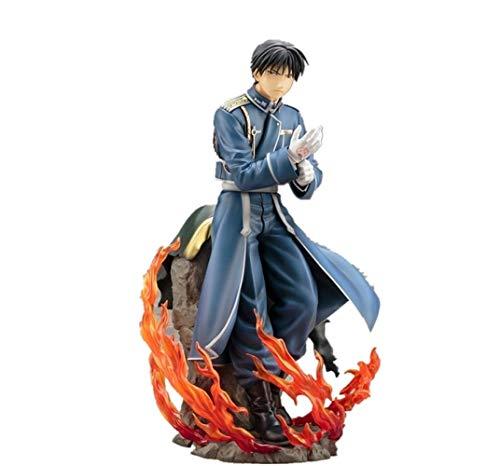2017Chinese Version Comic Quality Goods Shou Wu ARTFX J Fullmetal Alchemist Roy Mustang A R Toys Longevity House Da Zuo Toys from yu kegao