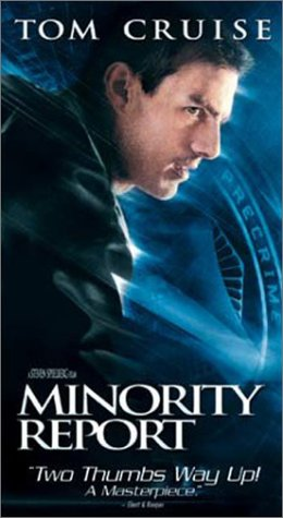 Click for larger image of Minority Report [VHS]