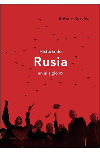 Historia de Rusia en el siglo XX (Memoria Crítica): Amazon ...