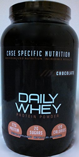 Chocolate Daily Whey, 2 lbs