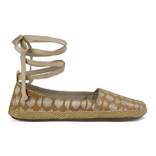 Footwear Slip Womens Tobacco Natural Shoes LX Sanuk On Ikat Espie BYTqTwg
