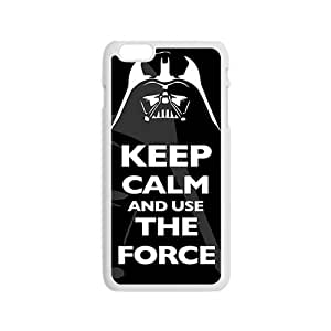keep calm and use the force Phone Case for iPhone 6 Case