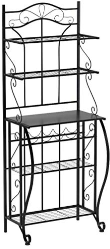 Looking for a baker rack with wine storage? Have a look at this 2019 guide!