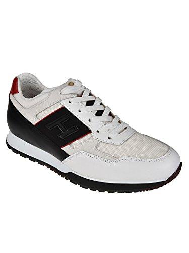 Hogan Uomo Sneaker Bianco HXM3210K800IJM976N con H321 Suola rrwq6OY