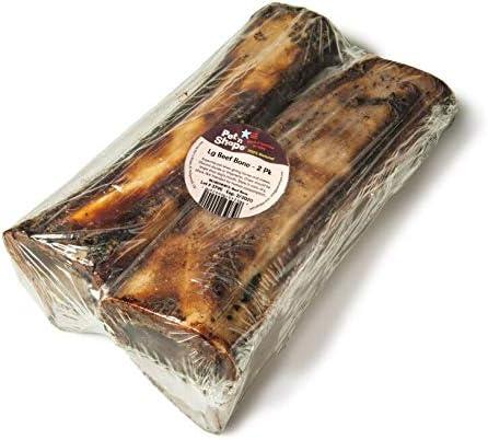 Pet n Shape – Made in USA – Beef Bone Natural Dog Treat