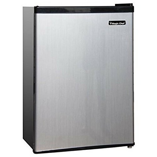 Magic Chef 2.4 cu ft Compact Single Door Refrigerator
