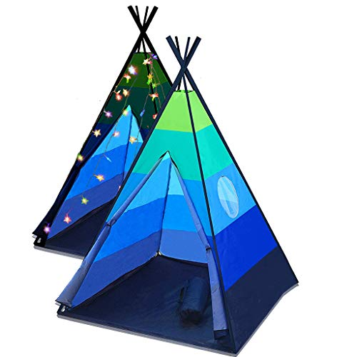 Limitlessfunn Teepee Kids Play