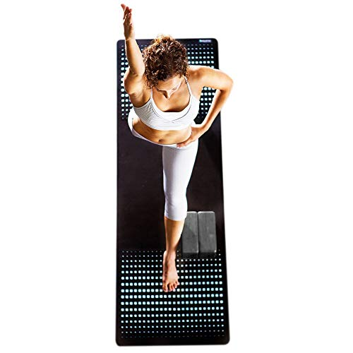 Ridgeway Sport EVA Foam Yoga Block - High Density for Deepen Poses | Lightweight and Odor Resistant Stretching Yoga Accessories