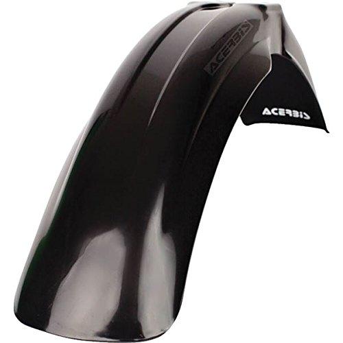 ACERBIS FRONT FENDER BLACK HONDA CR-125/250/500 90-99