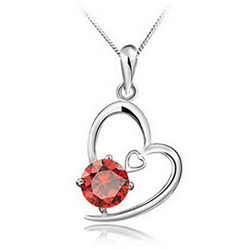 next-wed-2016-fashion-korean-crystal-heart-pendant-necklace-hollow-lady-jewelryred