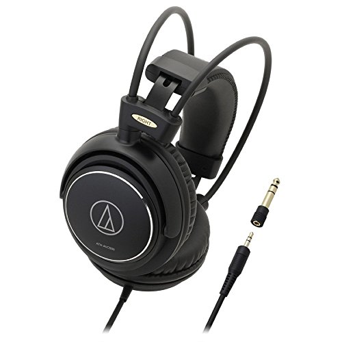 Audio Technica Dynamic Headphone ATH-AVC500