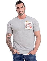 Mens Pocket Graphic Tees