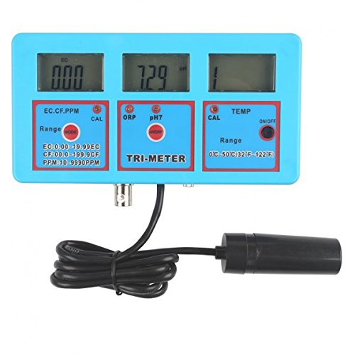 LEANINGTECH Water Quality Monitor Backlight