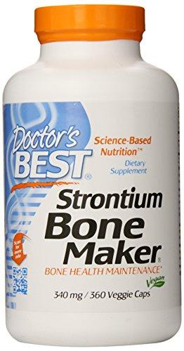 Doctors Best Strontium Maker Capsules