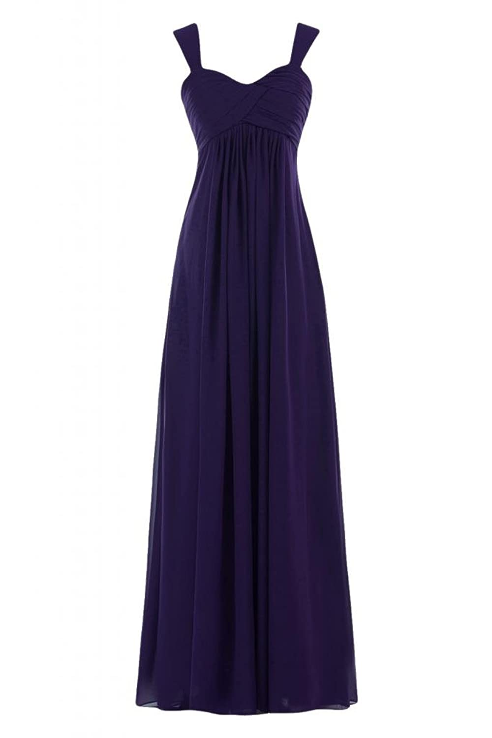 Sunvary Graceful 2014 Pageant Evening Dress Maxi Bridesmaid Gowns Plus Size Double Straps