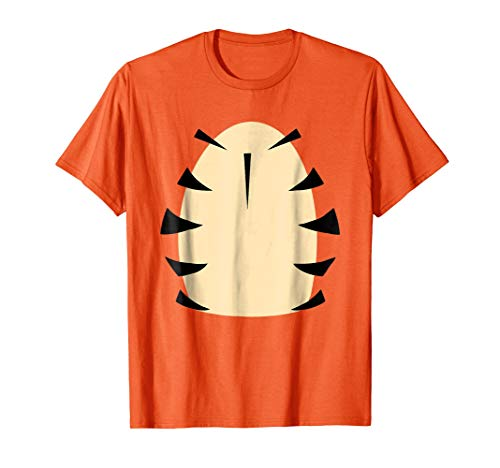 Tiger Costume Shirt - Halloween Tee