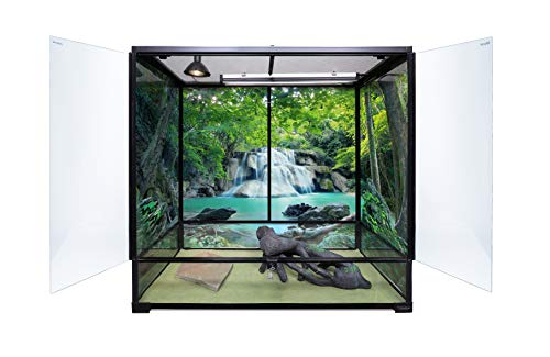 - Carolina Custom Cages Terrarium, Extra-Tall Large 36Lx18Dx36H, Easy Assembly