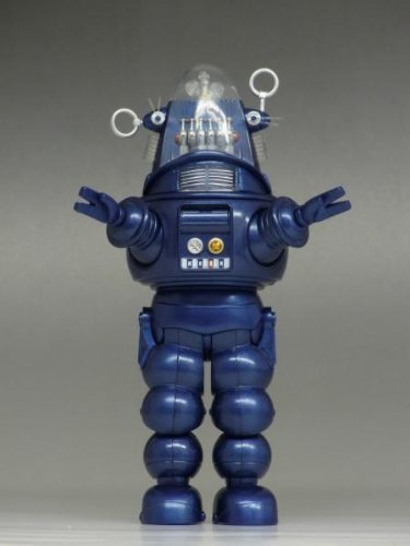 SDCC 2013 Robby The Robot Die-Cast Figure - Previews Exclusive Blue Version: Limited to 200