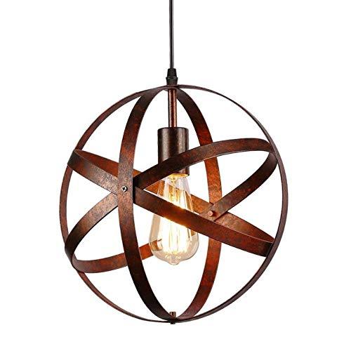 Lámpara Colgante Vintage Industrial Lámparas de Techo ...